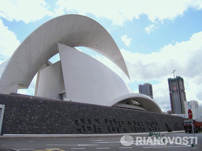 Дом Оперы – концертный зал