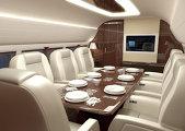 Как превратить салон самолета в уютную квартиру