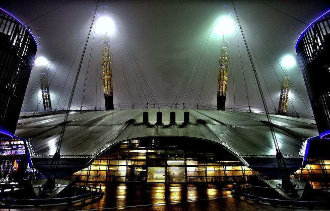 Крытый стадион Арена О2