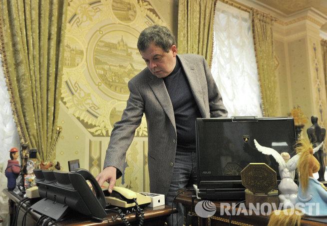 Интервью с Михаилом Балакиным