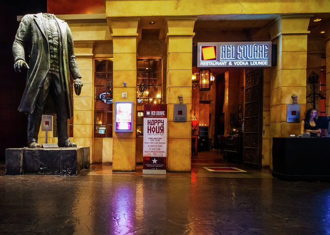 Ленин в Лас-Вегасе