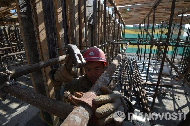 Строительство жилых домов в Новосибирске