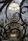 ГУМ — крупный торговый комплекс в центре Москвы
