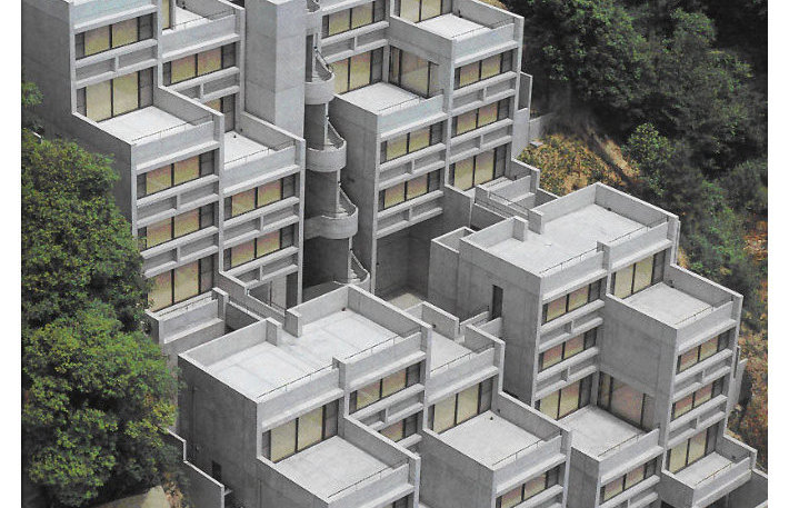 Жилой комплекс в районе Рокко