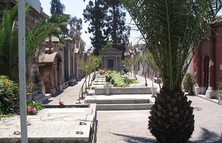 Кладбище Сантьяго