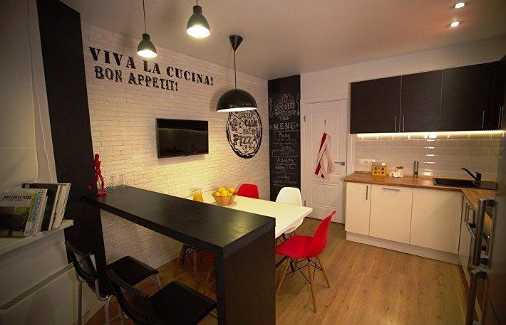 Как оформить квартиру, чтобы лучше выучить иностранный язык