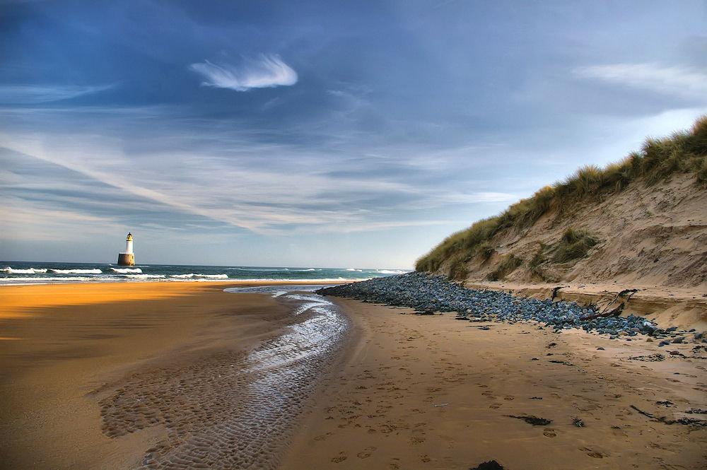 Маяк Rattray Head Lighthouse