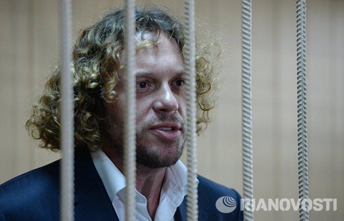 Рассмотрение ходатайства следствия о продлении ареста предпринимателю Сергею Полонскому