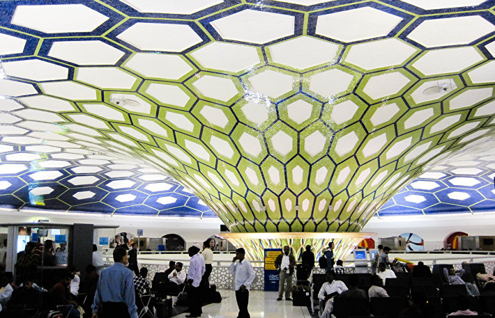 Аэропорт Абу-Даби