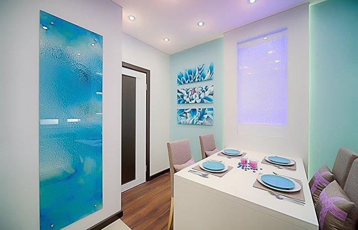 Жидкая эстетика: как вода может стать декоративным элементом в доме