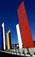 Башни-обелиски Луиса Баррагана