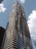 Башня Aqua