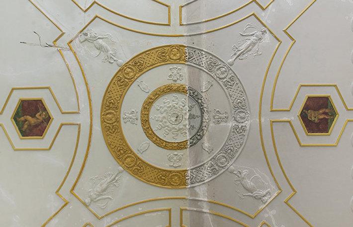 Реставрация дома Стуловых в Москве: особенности уникального декора здания