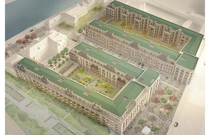 Вид на Кремль: будущее Софийской набережной глазами архитекторов