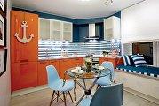 Руки не вытирать: 7 идей оригинального оформления кухонного фартука