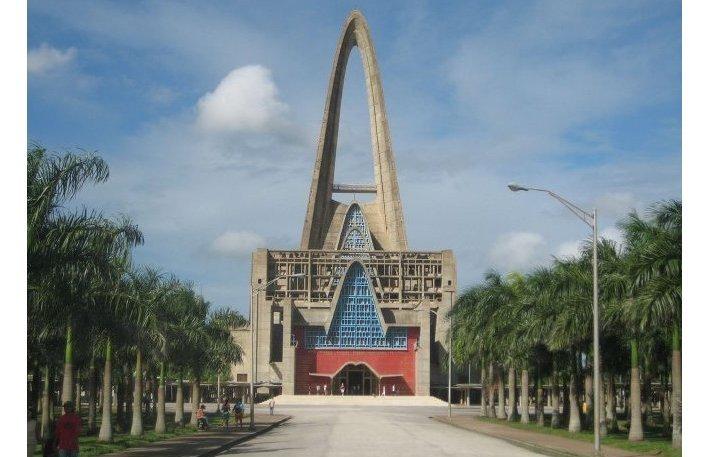 Базилика Пресвятой Девы Марии Благоволящей в городе Игуэй