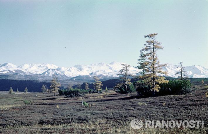Камчатский пейзаж