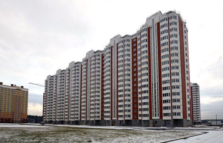 Микрорайон Восточное Бутово