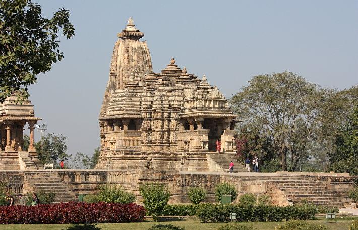 Комплекс храмов Каджурахо