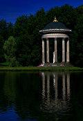 Моноптер в парке дворца Нимфенбург