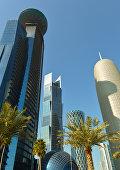 Небоскребы Дохи