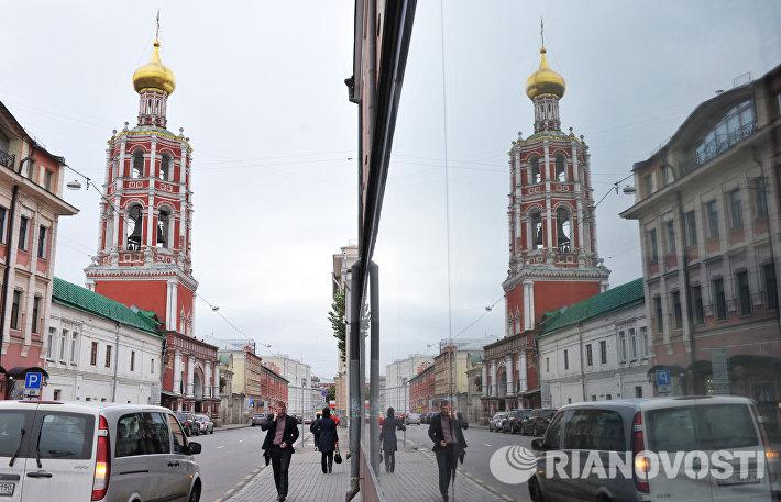 500 лет Петровскому храму Высоко-Петровского монастыря