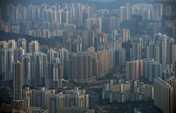 Виды Гонконга