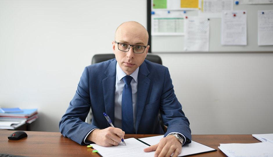 Дмитрий  Цюпа, главный инженер «Мосинжпроект» по проектированию объектов метрополитена