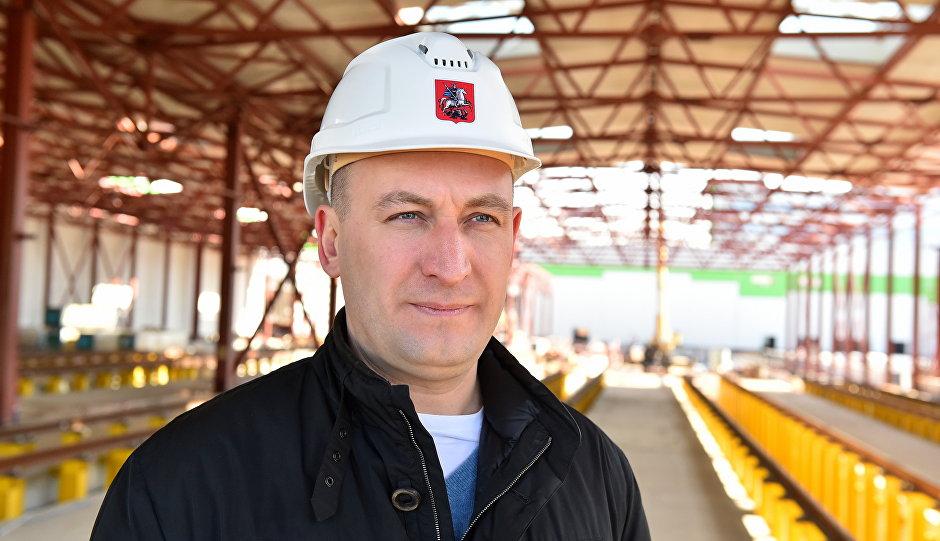 """Руководитель девелоперского дивизиона """"Мосинжпроекта"""" Альберт Суниев"""