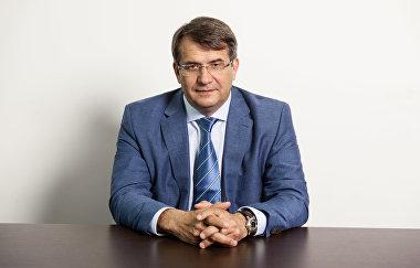 """Генеральный директор АО """"Мосинжпроект"""" Марс Газизуллин"""