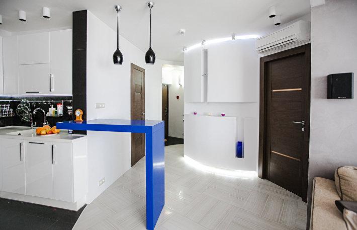 Угол преткновения: как обыграть особенности планировки квартиры