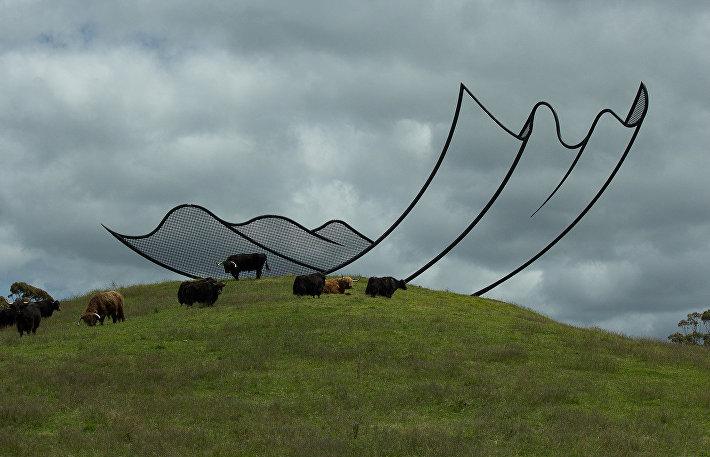 Не верь глазам: 9 самых удивительных скульптур-иллюзий по миру