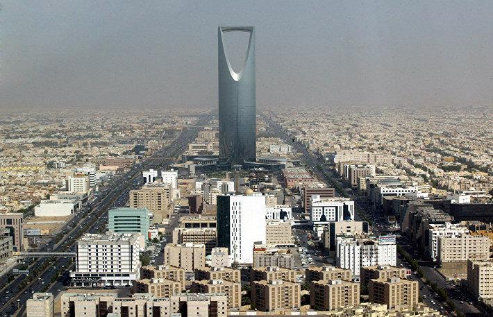 """Небоскреб """"Бурдж Аль-Мамляка"""" в Эр-Рияде"""