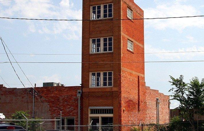 Здание в Уичито-Фолс