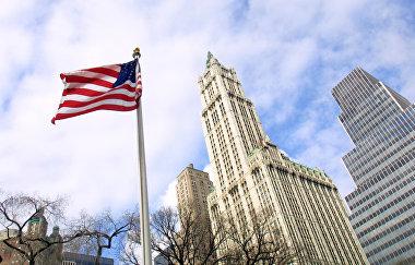 """""""Вулворт-билдинг"""" в Нью-Йорке"""
