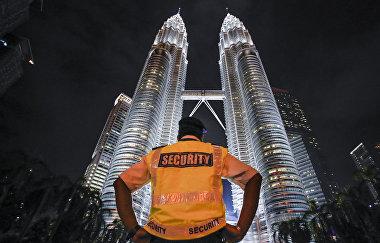 "Башни ""Петронас"" в Малайзии"