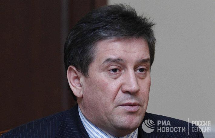 Глава Департамента социальной защиты населения города Москвы Владимир Петросян