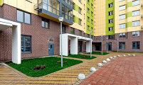 Московский стандарт реновации жилья: власти Москвы рассказали, какие дома придут на смену пятиэтажкам. Двор.