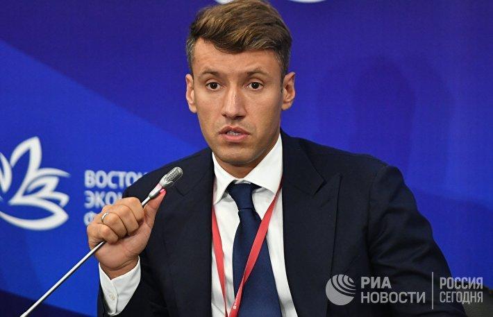 Генеральный директор АО Агентство ипотечного жилищного кредитования (АИЖК) Александр Плутник