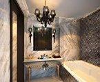 Агаты в золоте: самые модные материалы для отделки стен элитных интерьеров